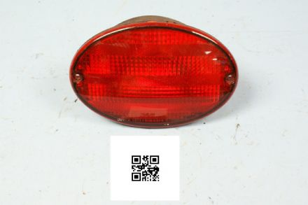 1997-2004 C5 Corvette Rear Tail Light LH 16523629, Used Fair